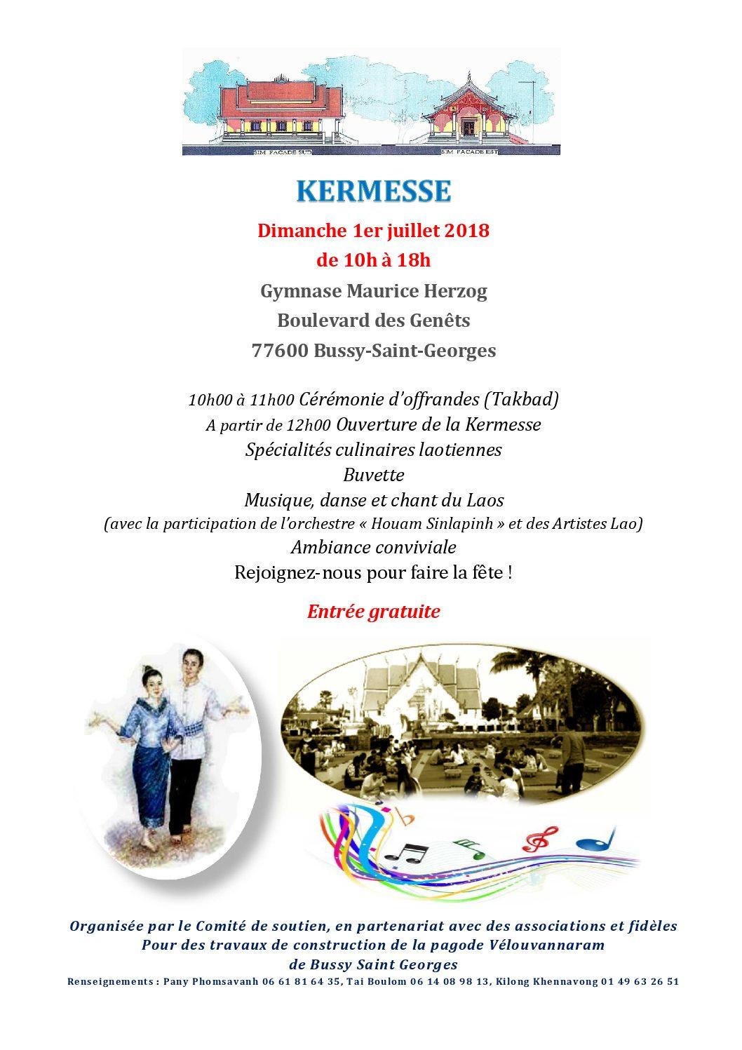Kermesse 2018