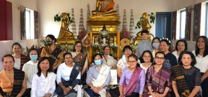Remerciements à l'Association des Femmes Lao en France